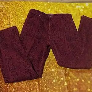Gloria Vanderbilt fit philosophy jeans size 6